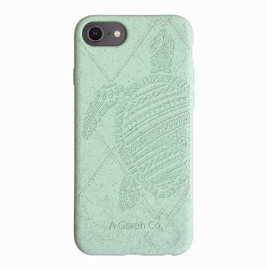 The Lucky Turtle – iPhone SE / 7 / 8 Eco-Friendly Case