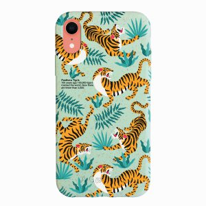 The Endangered Beast – iPhone XR Eco-Friendly Case